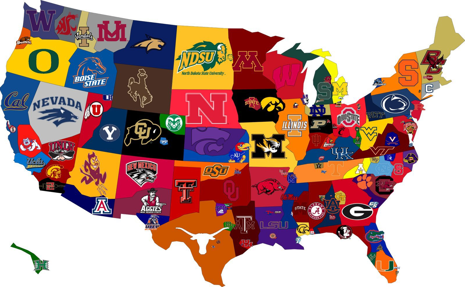 all college logos wallpapers - photo #6